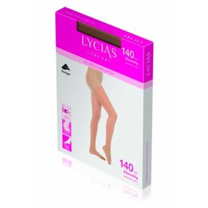 Lycias Comfort Collant 140 Tamanho 4 Nude