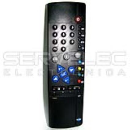 Telecomando Tp760 P Tv Grundig