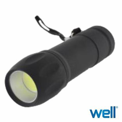 Lanterna C/ 1 Led Cob 3w 100lm Well