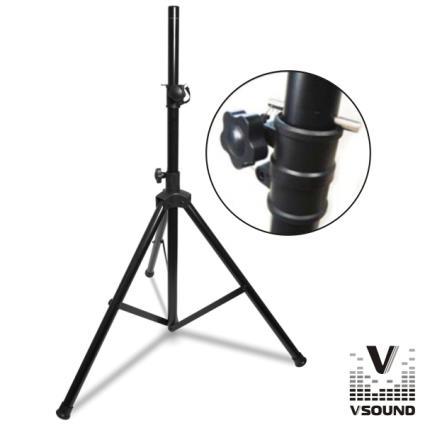 Suporte Para Colunas 2m 35mm Vsound