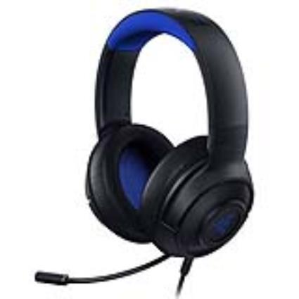 Headset RAZER KRAKEN p/ PS4/XBOX Azul