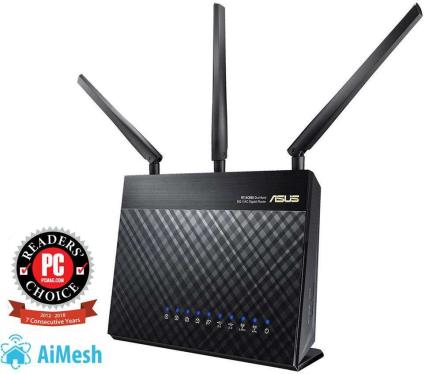 Router Asus Rt-Ac68u Wireless Dual Band Ac1900