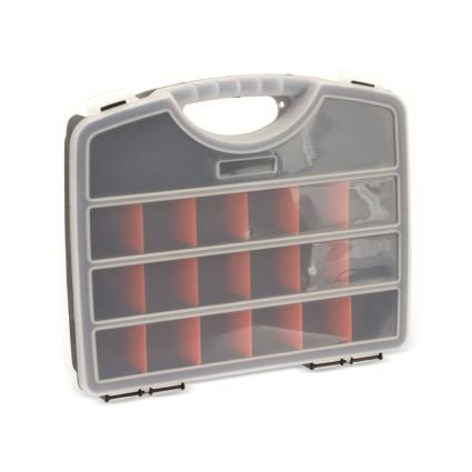 Caixa Ferramentas C/ 18 Compartimentos