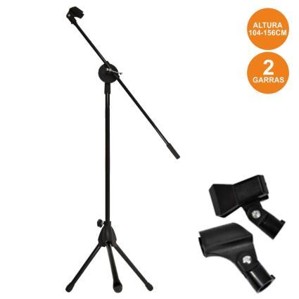 Suporte P/ Microfone Profissional