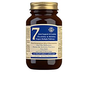 SOLGAR 7 30 cápsulas vegetales