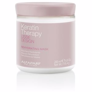 LISSE DESIGN KERATIN THERAPY rehydrating mask 200 ml
