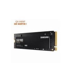Samsung 980 MZ-V8V500BW - Unidade de Estado Sólido - Encriptado - 500 GB - Interna - M.2 2280 - PCI Express 3.0 X4 (nvme) - 256-BITS AES - TCG Opal Encryption