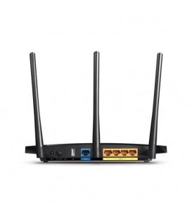 TP-LINK Archer C1200 Router sem Fios DUAL-BAND (2,4 GHZ / 5 Ghz) Gigabit Ethernet Preto
