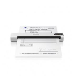 Epson Workforce DS-70 600 X 600 DPI Scanner com Alimentação POR Folhas Branco A4