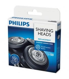 Philips Shaver Series 5000 Cabeças Corte Lâminas Multiprecision