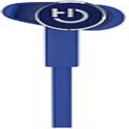 Auriculares de botão Hiditec Aken Bluetooth V 4.2 150 mAh - Preto