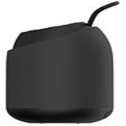 Altifalante Bluetooth sem fios Hiditec SPBL10004 2000 mAh 5W Preto