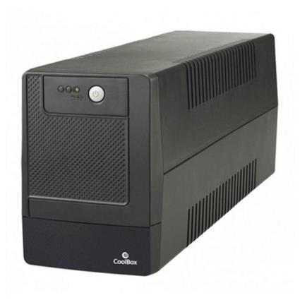 SAI Off Line CoolBox COO-SAIGDN-1K 600W Preto