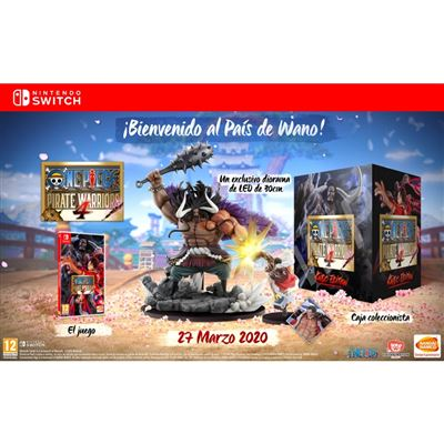 One Piece: Pirate Warriors 4 - Collector's Edition - Nintendo Switch