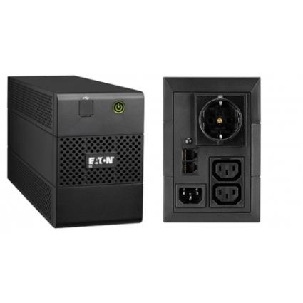 UPS EATON 5E 850 VA USB DIN - 5E850iUSBDIN