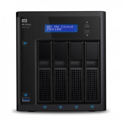 My Cloud PR4100 0TB EMEA
