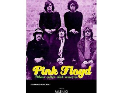 Livro Pink Floyd. Mas Alla Del Muro