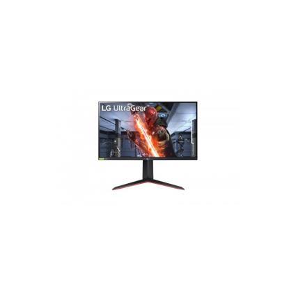 Monitor Lg 27 Ultragear 27gn650-b Ips Fhd 144 Hz