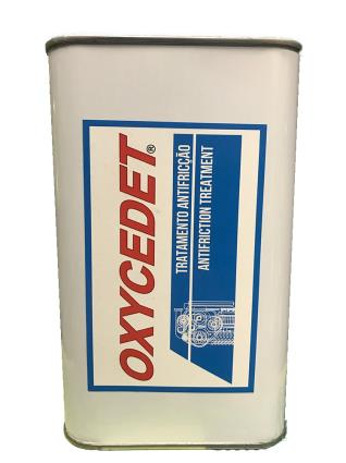 Tratamento Anti-fricção Oxycedet 1L (aditivo para juntar ao óleo)