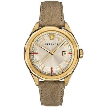 Versace  Relógios Analógicos VERA00318  Castanho Disponível em tamanho para homem. Único.Relógios > Relógios Analógicos
