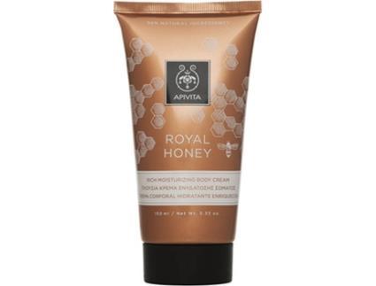 Creme de Banho APIVITA Hidratante de Corpo Royal Honey (150ml)