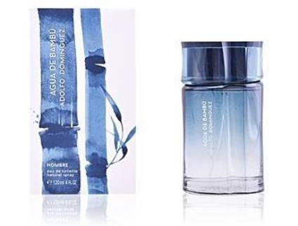 Perfume ADOLFO DOMINGUEZ Agua De Bambe Man Eau de Toilette (120 ml)