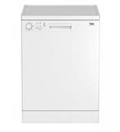 Máquina De Lavar Louça Beko Dfn05321w Branca