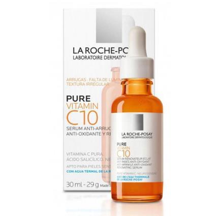 La Roche Posay Pure Vitamin C10 sérum antirrugas 30ml