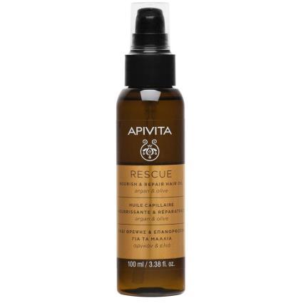 Cabelo Apivita resgate óleo nutritivo para cabelo 0ml óleo