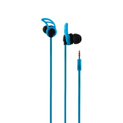 CoolBox - Intra-auriculares airSPORT II AZUL