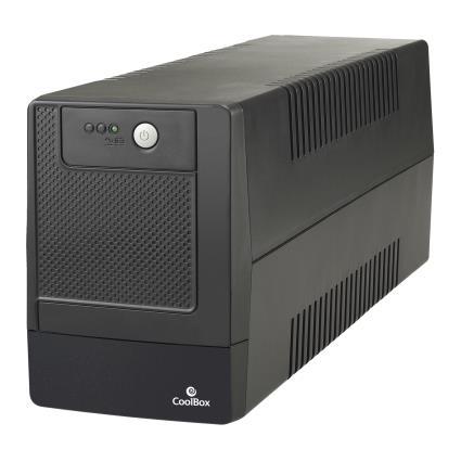 CoolBox - SAI Guardian -1K 1000VA