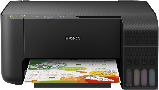 EPSON - ECOTANK ET-2715