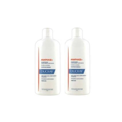 Ducray Anaphase+ Champô Antiqueda c/ Desconto 50% 2ª Embalagem 2x400 ml