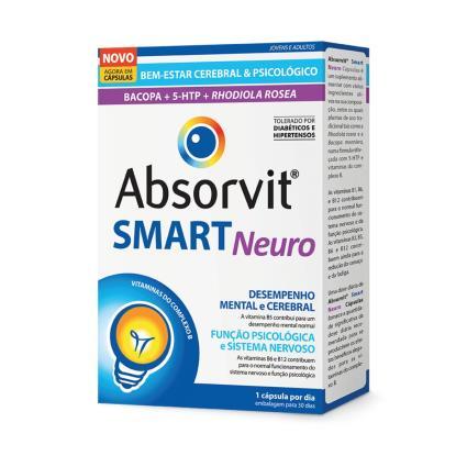 Absorvit Smart Neuro 30cáps