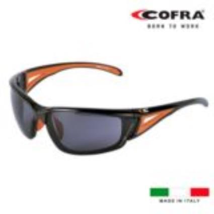 Oculos De Proteção Armex Cinzento Cofra