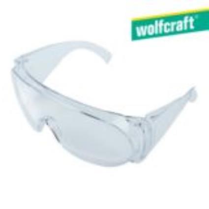 Oculos De Proteção Standard Wolfcraft