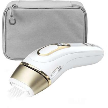 Depiladora Braun Silk-expert Pro 5 PL5014 - Branco | Dourado