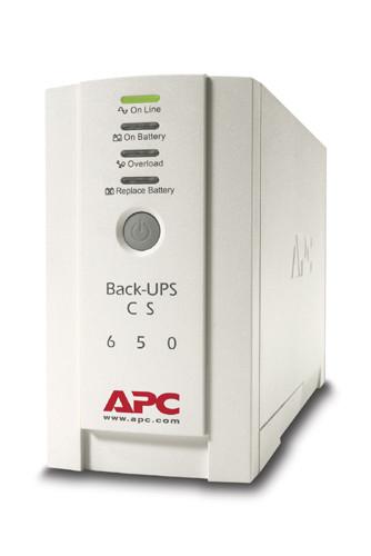 UPS APC Back-UPS CS 650VA 230V- BK650EI
