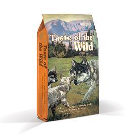 Taste of the Wild - Taste of the Wild High Prairie Bisonte Puppy 12,2 KG