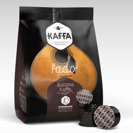 KAFFA - 160CAPS KAFFA (8x20)        -SK FADO