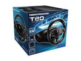 Thrustmaster - Volante T80 Racing Wheel PS4/ PS3/ PC (Preto) - THRUSTMASTER