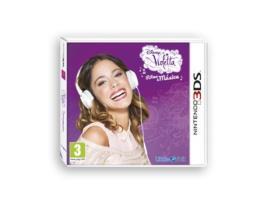 Marca do fabricante - Violetta: Rhythm & Music | 3DS | Novo