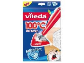 VILEDA - Recarga VILEDA Microfibras para Steam e 100ºC (2 recargas)