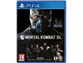 Warner Bros. - Mortal Kombat XL PS4