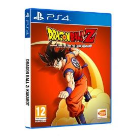 Namco Bandai - Dragon Ball Z: Kakarot - Standard Edition - PS4