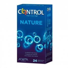 CONTROL NATURE PRESERVATIVO X 24