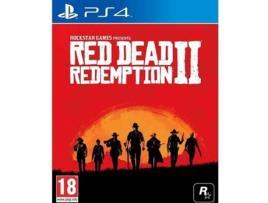 Rockstar - Red Dead Redemption 2 PS4