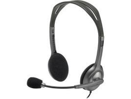 LOGITECH - LOGITECH - Headset Stereo H111 (3.5mm)