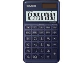 CASIO - Calculadora de Bolso 10 Digitos (Azul Marinho) - CASIO