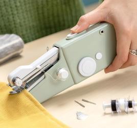 INNOVAGOODS - Máquina de Coser de Viagem Manual e Portátil Sewket InnovaGoods